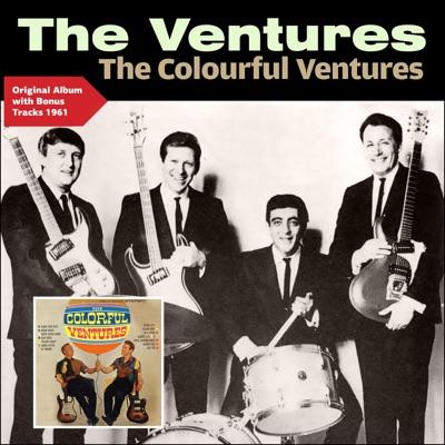 The Colourful Ventures (Original Album Plus Bonus Tracks) - The Ventures