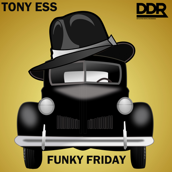 Funky Friday - EP by Tony Ess