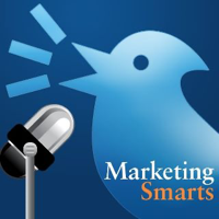 Podcast cover art for Marketing Smarts from MarketingProfs