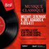 Mozart: Sérénade K. 361, Adagios K. 410 & 411 (Mono Version) - Ensemble à vent Jean-Pierre Rampal & Jean-Pierre Rampal