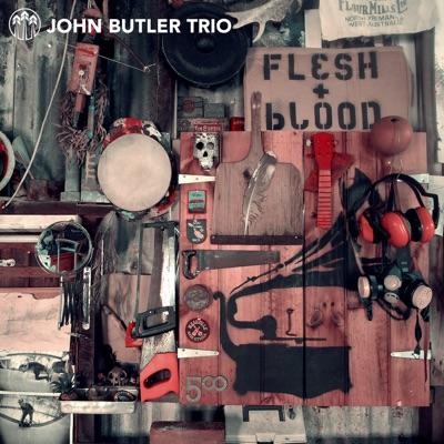 Flesh & Blood - John Butler Trio