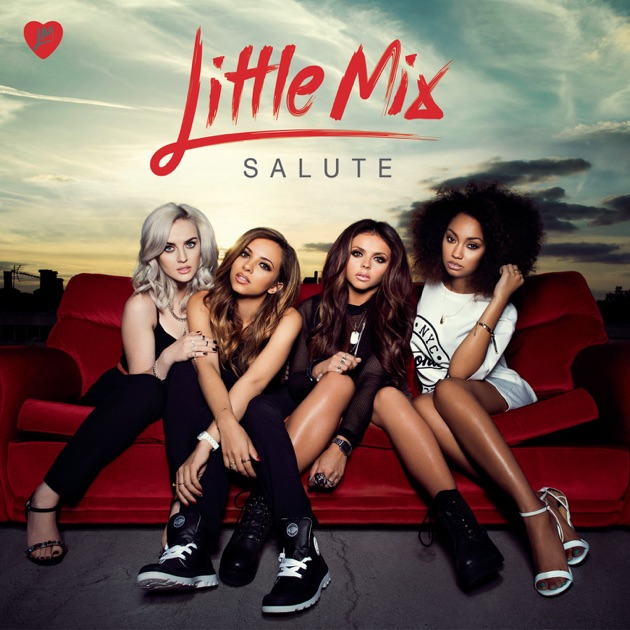 Image result for salute little mix