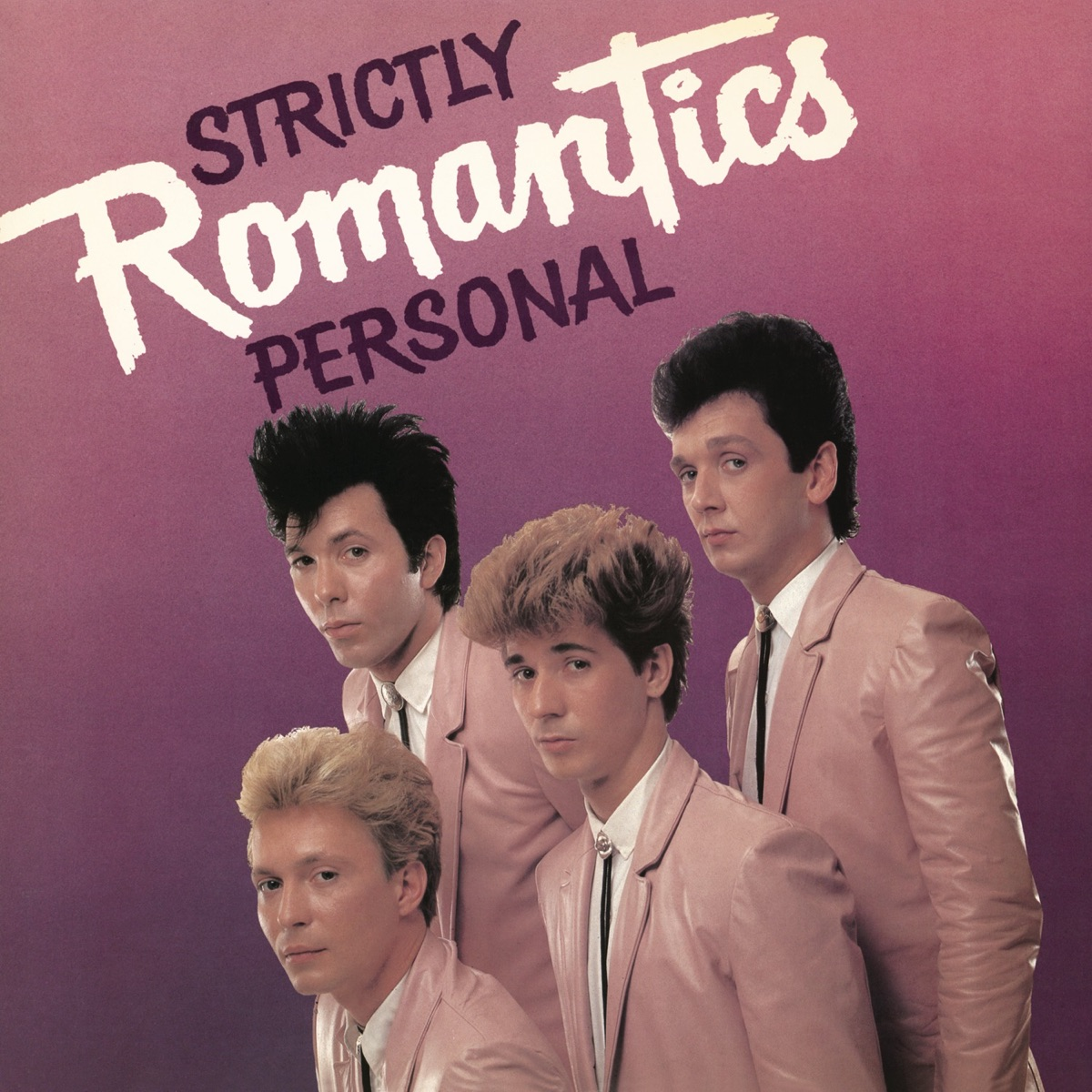 Strictly Personal The Romantics CD cover