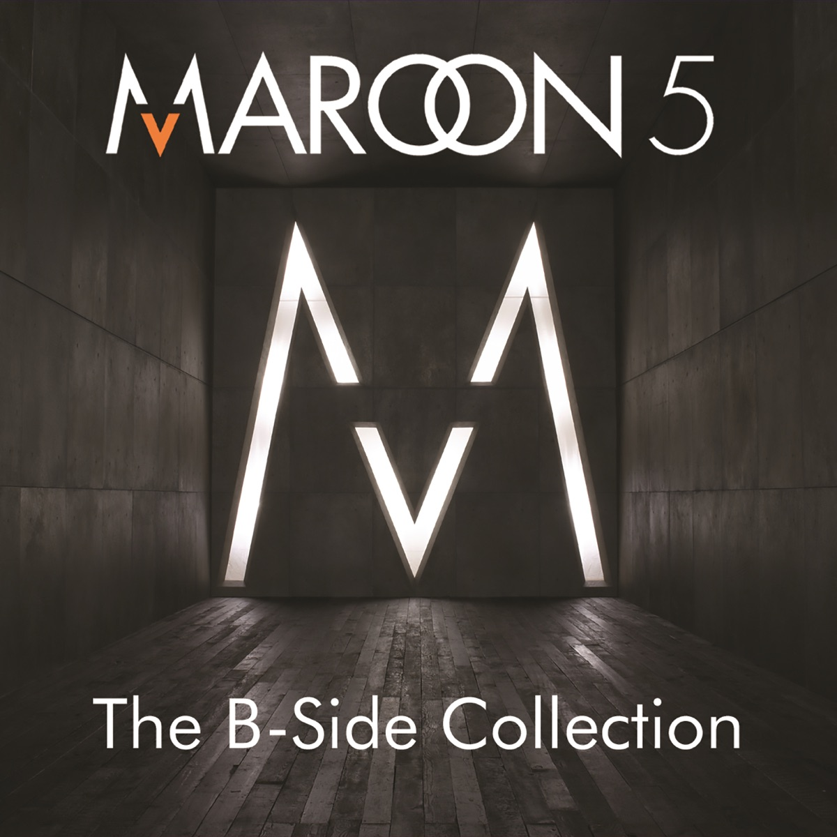 The B-Side Collection - EP Maroon 5 CD cover