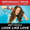 Look Like Love (Performance Tracks) - EP, Britt Nicole