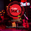 Atif Aslam - Tajdar-E-Haram Coke Studio Season 8 artwork