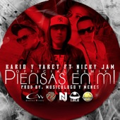 Piensas En Mi (feat. Nicky Jam) - Single