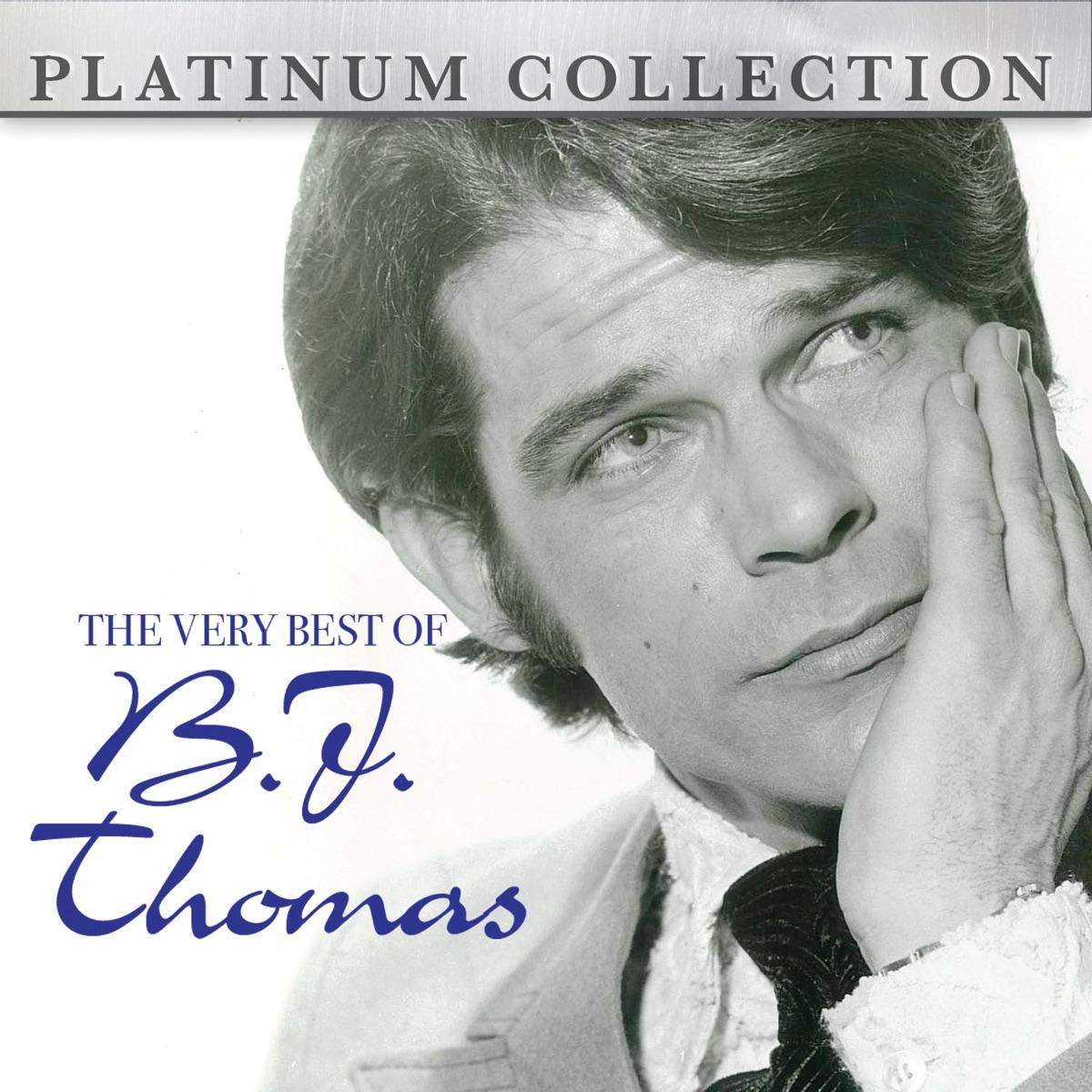 The Very Best of B J  Thomas Album Cover by B J  Thomas