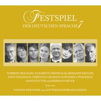 Gotthold Ephraim Lessing - Nathan der Weise (Festspiel der deutschen Sprache 7) artwork