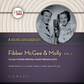 Fibber McGee & Molly, Volume 1 audiobook