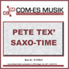 Pete Tex' Saxo-Time - Pete Tex