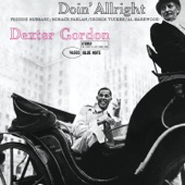 Dexter Gordon - I Was Doing All Right