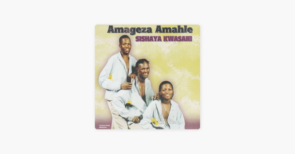 amageza amahle sishaya kwasani