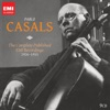 Pablo Casals & Mieczeyslaw Horszowski - Sonata for Cello and Piano No. 1 in F Op. 5/1 I.: Adagio sostenuto