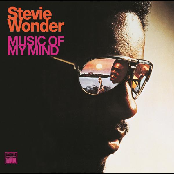 Resultado de imagen de stevie wonder music of my mind