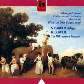 Adagio For Strings Op 11