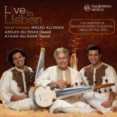 Live in Lisbon (Live recording at Grande Auditorio Gulbenkian, Lisbon)