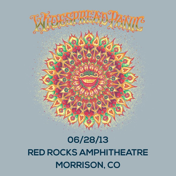 Live at Red Rocks 6/28/2013