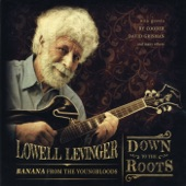 Lowell Levinger - Just Can't Quit the Blues (feat. Michael Barclay & Roger Volz)