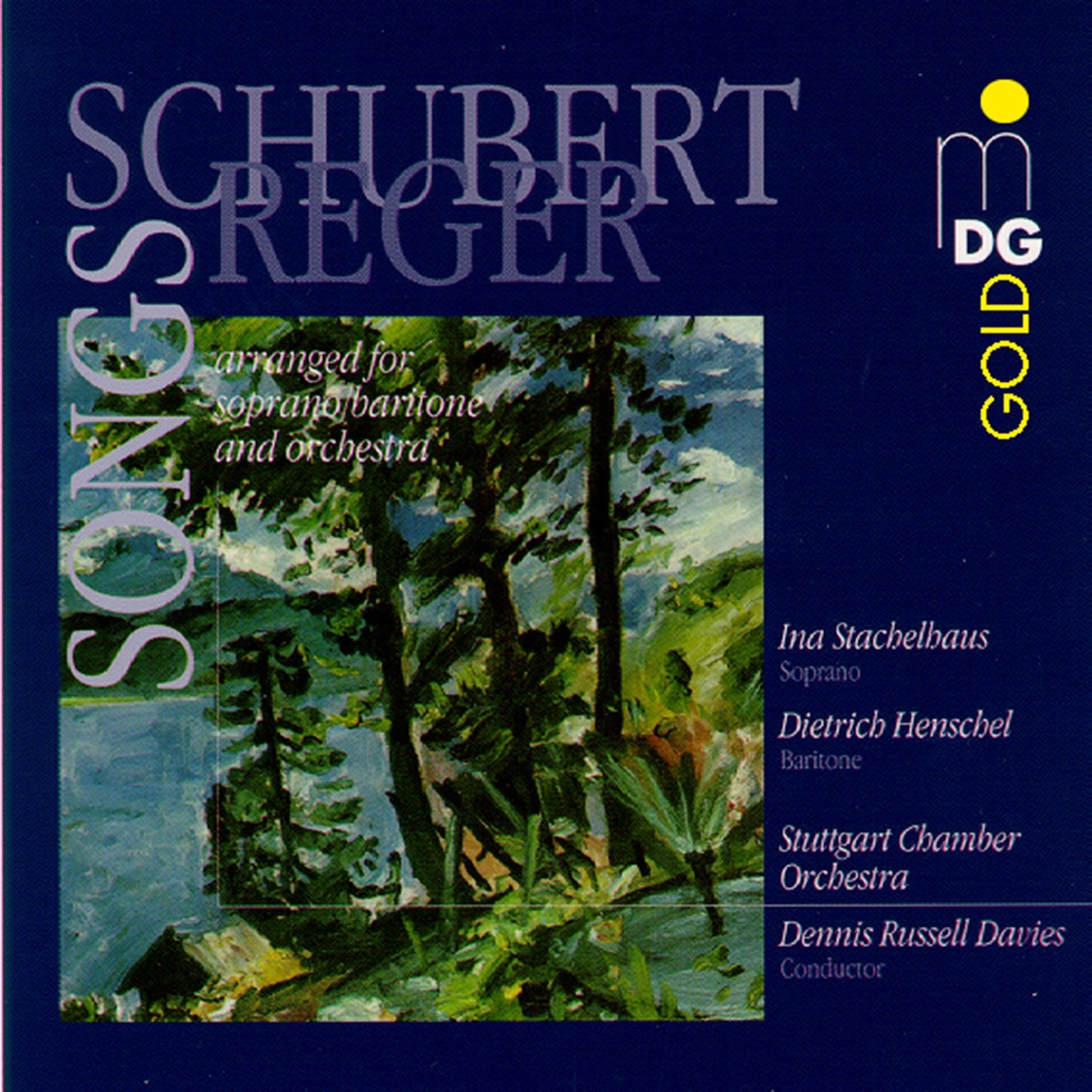 Im Abendrot, D. 799 (Arranged by Max Reger)