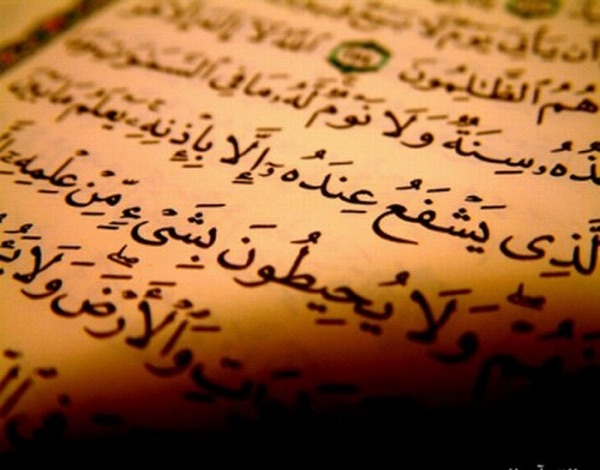 من معين القرآن
