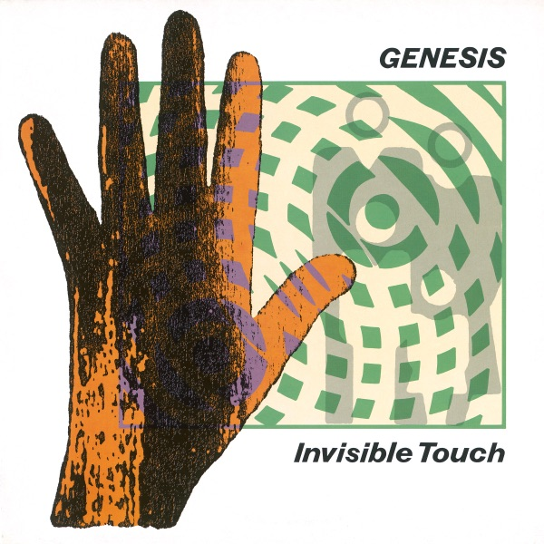 Cover art for Invisible Touch