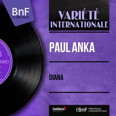 Diana (Mono Version) - EP - Paul Anka