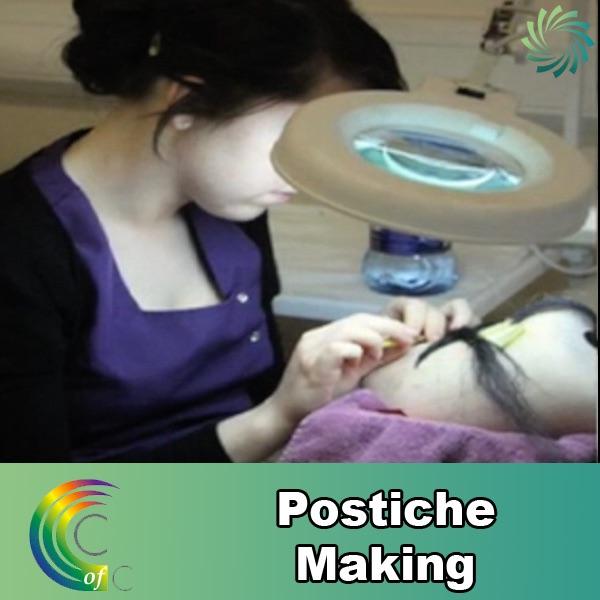 Postiche Making