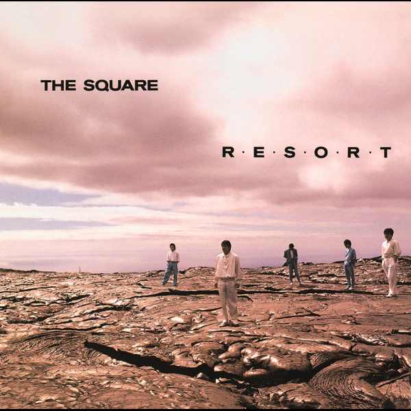 the squareの r e s o r t をapple musicで