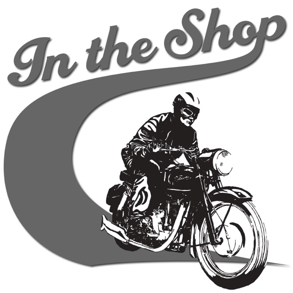 In the Shop - Quaker City Motor Works - Triumph, BSA, & BMW Vintage Motorcycle Parts, Gear, and Service - in the Philadelphia area