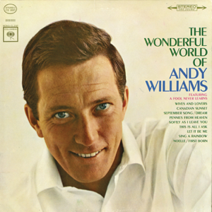 Andy Williams & The Williams Brothers - Canadian Sunset