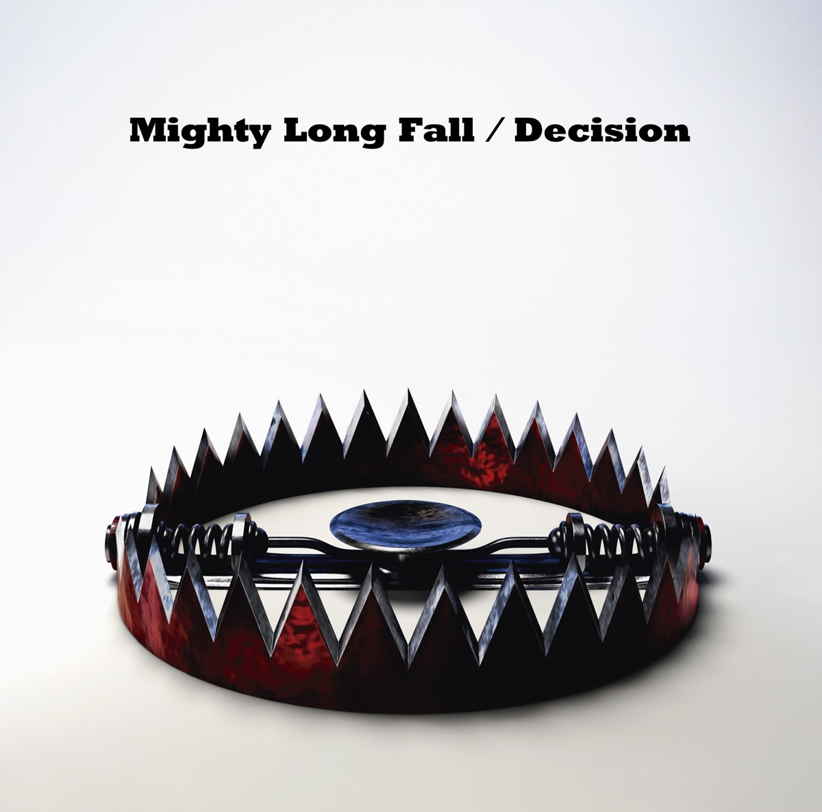 Mighty Long Fall / Decision - Single Album Cover by ONE OK ROCK