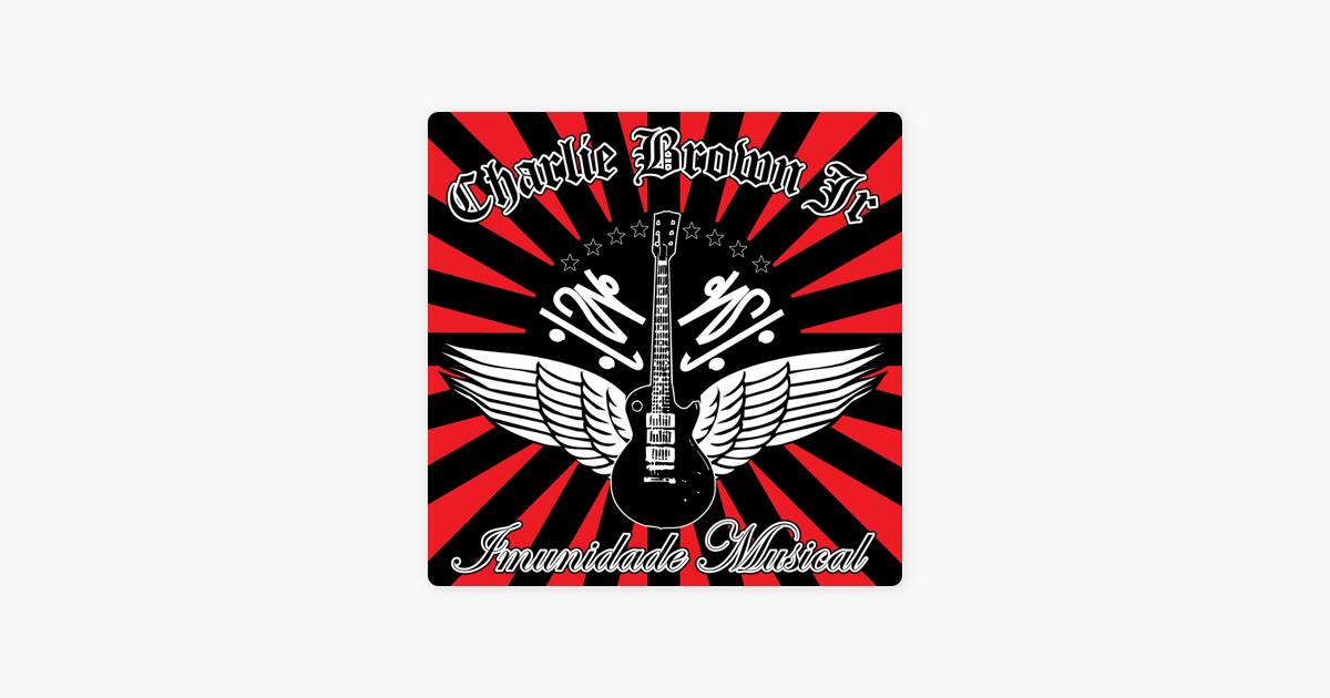 IMUNIDADE BROWN MUSICAL CHARLIE BAIXAR JR CD COMPLETO