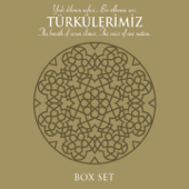 Various Artists - Türkülerimiz Box Set