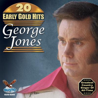 20 Early Gold Hits - George Jones