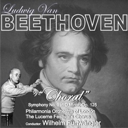 Album: Beethoven Choral Symphony No 9 in D Minor Op 125 by