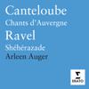 Music by Canteloube & Ravel - Arleen Auger, English Chamber Orchestra, Libor Pesek, 愛樂管弦樂團 & Yan-Pascal Tortelier