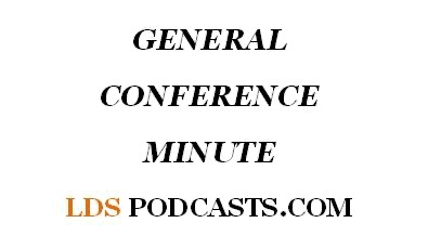 General Conference Minute