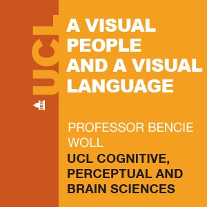 A visual people and a visual language - video