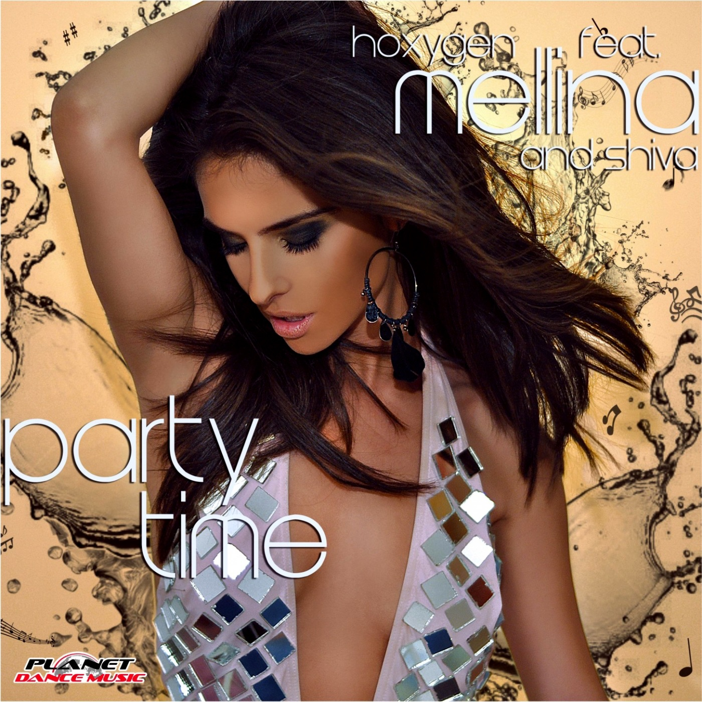 Party Time (feat. Mellina & Shiva) - EP
