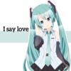 I Say Love