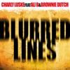 Icon Blurred Lines (feat. Ali B & Brownie Dutch) - Single [Live @ 538] - Single