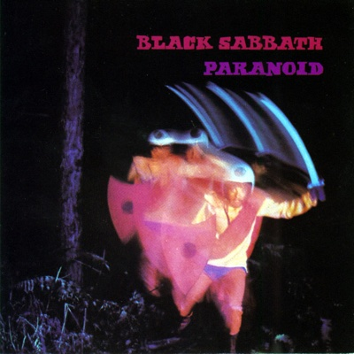 Paranoid - Black Sabbath album