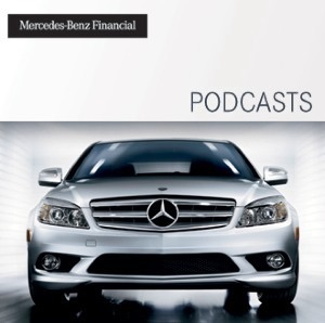 Mercedes-Benz Financial Podcasts