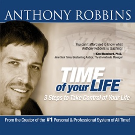 Anthony Robbinsの「Time of You...