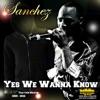 Yes We Wanna Know (R.I.P Trayvon Martin) - Single ジャケット写真