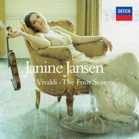 Janine Jansen - Vivaldi: The Four Seasons artwork