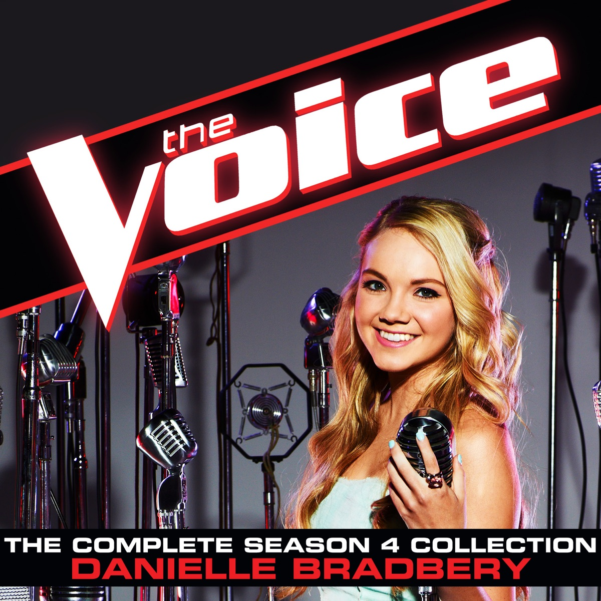 The Complete Season 4 Collection The Voice Performance Danielle Bradbery CD cover