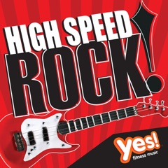 High-Speed Rock! (150 - 186 BPM Workout Mix)