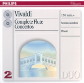 Antonio Vivaldi (Composer), I Musici (Performer), Severino Gazzelloni (Performer) - Vivaldi: Complete Flute Concertos - Disc 1 - Concerto for Flute and Strings in F, Op.10, No.5, R.434